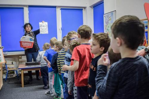 Kształtowanie umiejętności społecznych-czekanie wkolejce