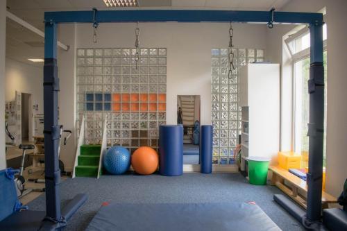 sala do zajęć z integracji sensorycznej