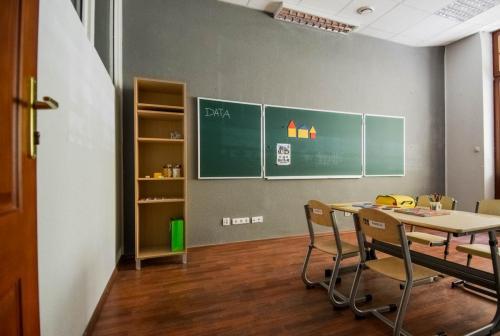Sala grupy C- przestrzeń edukacyjna