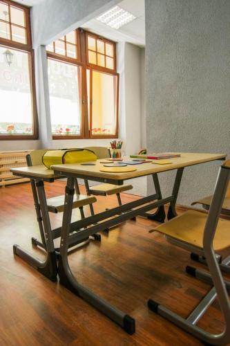 sala grupy C-stanowisko pracy edukacyjnej