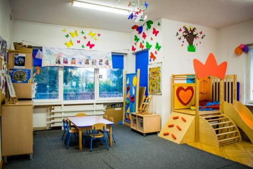 Przestrzenie edukacyjne Dzwoneczka
